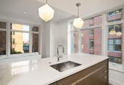custom lighting throughout residences