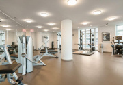 State of the Art On-Site Gym