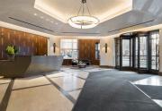 Lovejoy Entrance and Concierge Desk