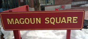 Magoun Square